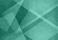 Abstract blue green background with triangle shapes and diagonal line design elements Royalty Free Stock Photo