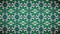 Abstract blue and green color exclusive color pattern background wallpaper Royalty Free Stock Image