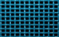 Abstract blue grid background texture Stock Photos