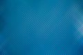 Abstract blue grid pattern as background Royalty Free Stock Photo