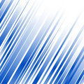Abstract blue lines Royalty Free Stock Image
