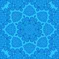 Abstract blue pattern background with Royalty Free Stock Images