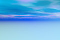 Abstract blue sky with clouds Royalty Free Stock Photo