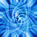 Abstract blue wave spectrum for background Royalty Free Stock Photo