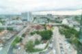 abstract blur bangkok city Royalty Free Stock Photo