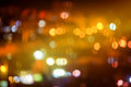 Abstract blurred background with ray of light effect Royalty Free Stock Photo