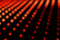 Abstract blurred led lights Royalty Free Stock Photo