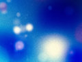 Abstract bokeh background blue beautiful Royalty Free Stock Image
