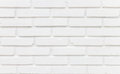 Abstract brick white wall Royalty Free Stock Photo
