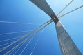 Abstract Bridge Lines Royalty Free Stock Photo