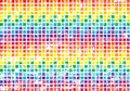Abstract bright grungy squares background Royalty Free Stock Photo