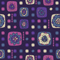 Abstract bright pattern for textiles interior design for book design website background Stock Images