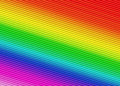 Abstract bright rainbow background of colors Stock Photography