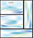 Abstract brochure Stock Images