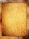 Abstract brown background a warm painted with two layers Royalty Free Stock Photo