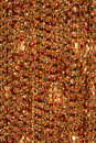 Abstract Brown Crystal Texture Stock Image