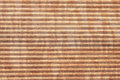 Abstract brown stripped wooden texture background Royalty Free Stock Photo