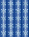Abstract  brushed winter background with snowflakes Royalty Free Stock Photo