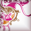 Abstract Bubble Background 3 Royalty Free Stock Photos