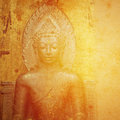 Abstract Buddhist Royalty Free Stock Photography