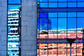 Abstract building background city architecture urban Stock Photography