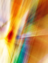 Abstract burst of energy and light Royalty Free Stock Photo