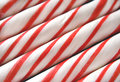 Abstract Candy Canes Stock Photo