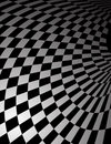 Abstract checker pattern background Royalty Free Stock Photo