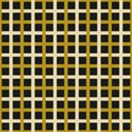 Abstract checkered seamless pattern.