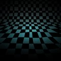 Abstract chess room gradient vector background light and shadow Stock Photography