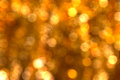 Abstract christmas background of silver and gold chain Royalty Free Stock Photo