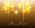 Abstract christmas background vector Stock Images