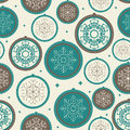 Abstract Christmas and New Year Seamless Pattern Royalty Free Stock Photo