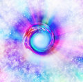 Abstract of circle Royalty Free Stock Images