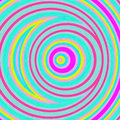 Abstract circle pattern Royalty Free Stock Photography