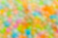 Abstract color blur background Royalty Free Stock Photo