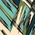 Abstract colored graffiti background