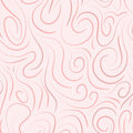 Abstract colored swirls seamless pattern