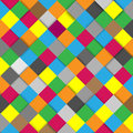 Abstract colorful background with blocks pattern Royalty Free Stock Image