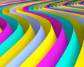 Abstract colorful background design Royalty Free Stock Photo