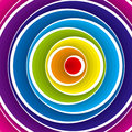 Abstract colorful background. Vector. Royalty Free Stock Images