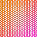 Abstract Colorful Hexagon Design Pattern Background