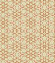 Abstract colorful Islamic pattern, geometric seamless pattern