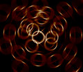 Abstract colorful light background Royalty Free Stock Photos