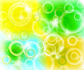 Abstract Colorful Light Backgr...