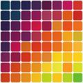 Abstract colorful rounded squares background vector eps Stock Photos