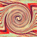 Abstract colorful swirl banner poster background