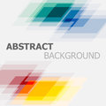 Abstract colourful geometric overlapping background