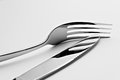 Abstract composition for kitchen photo of cutlery see my other works in portfolio Royalty Free Stock Photo