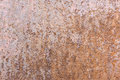 Abstract corroded rusty metal background, showing rust textures Royalty Free Stock Photo